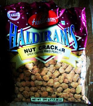 Snack #6: Haldiram's Nut Cracker | roodonfood