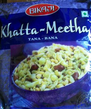 Bikaji Khatta Meetha Gluten Free