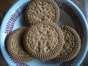 Abu Walad Biscuits - Detail