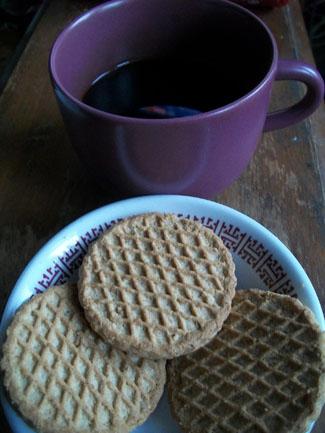 ETi Oatmeal Digestive with Coffee