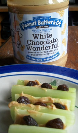 Peanut Butter and Company's White Chocolate Wonderful