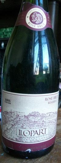 Ilopart Rose Brut 2006