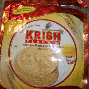 Krish Classic Khakhra