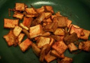 Tandoori Tofu