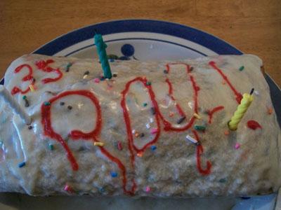 Funfetti Cake!