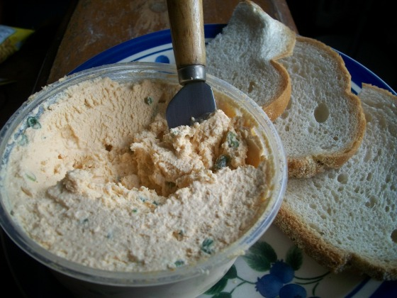 Sheep's Milk Cheese Spread From Milan's