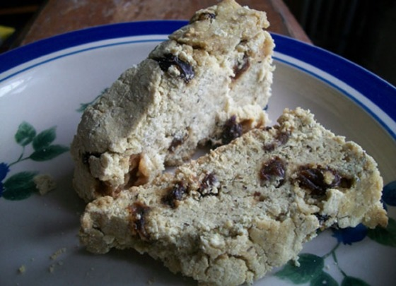 Soda Bread: Sliced and Tasty