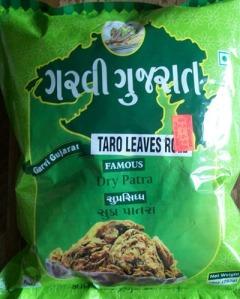 Taro Leaves Roll