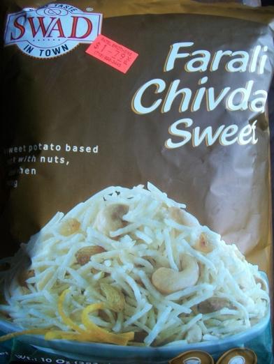 Farali Chivda Sweet