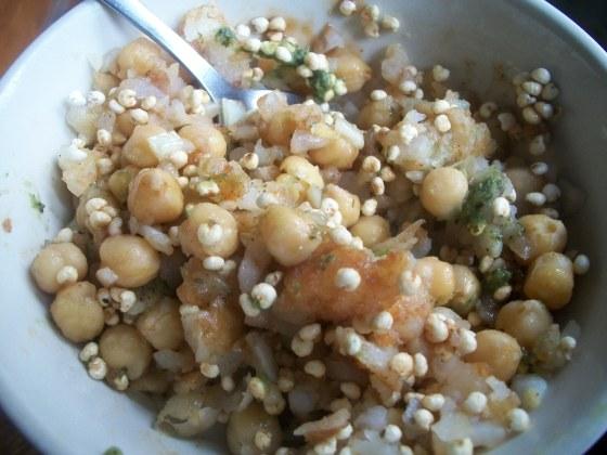 Millet Chaat