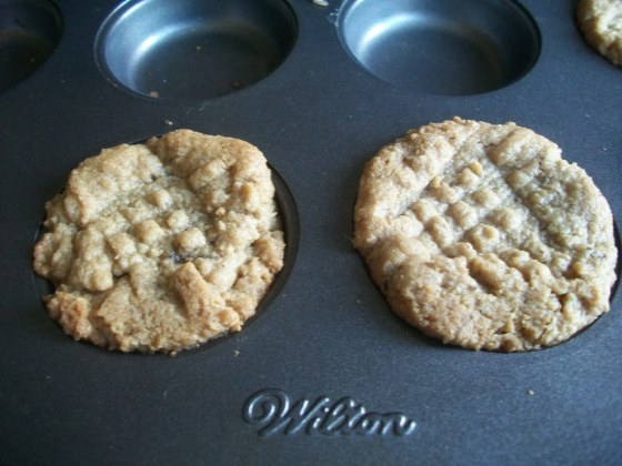 Flourless Peanut Butter Cookies!