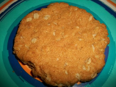 Little Aussie ANZAC Biscuit