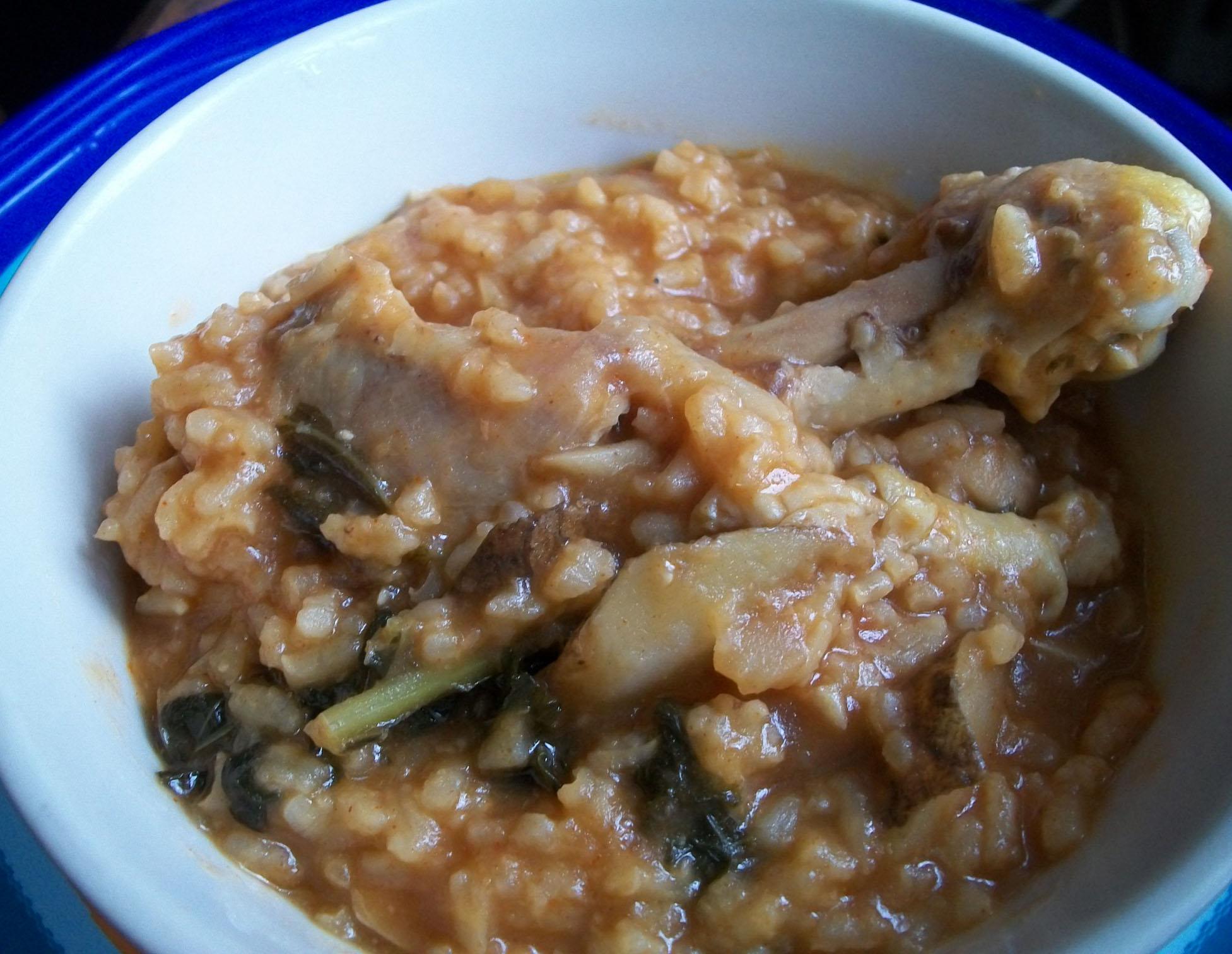 Korean Chicken Stew (DakDoriTang) Recipe and Love of the Winter ...