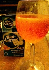 Alka Seltzer - Sorry It Looks Like Instagram