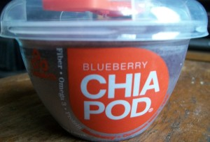 Blueberry Chia Pod