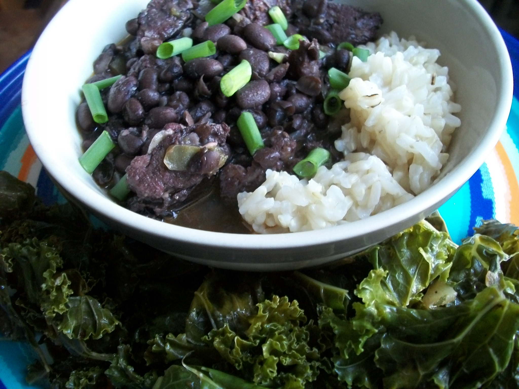 Feijoada: Brazilian Rice and Beans | roodonfood