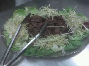 Bulgogi - Seasoned Sliced Beef