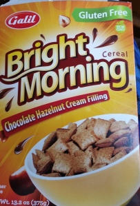 Bright Morning Cereal